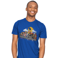 Lego workers - Mens - T-Shirts - RIPT Apparel