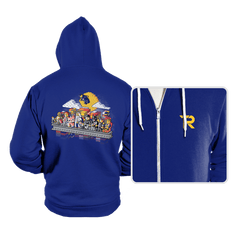 Lego workers - Hoodies - Hoodies - RIPT Apparel