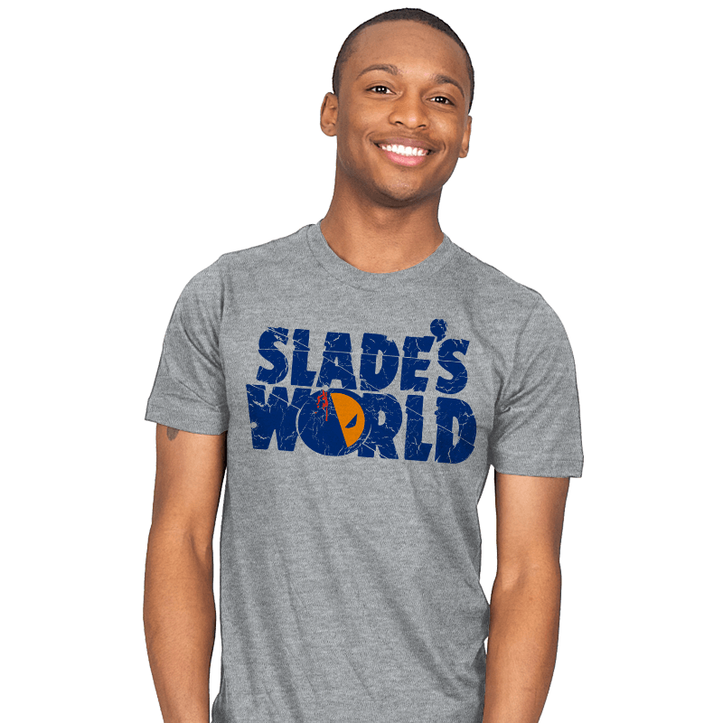 SLADE'S WORLD - Mens - T-Shirts - RIPT Apparel