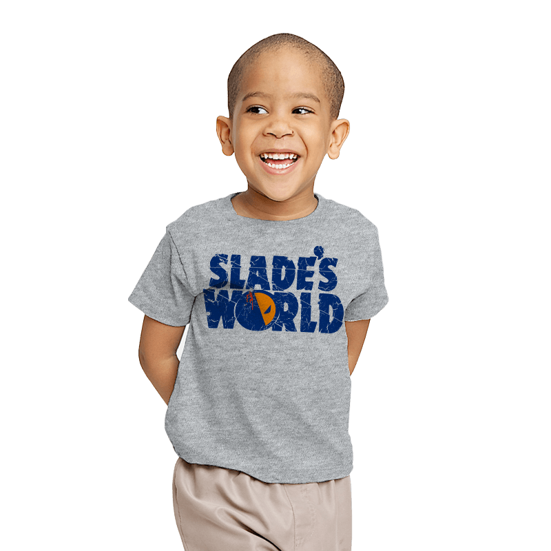 SLADE'S WORLD - Youth - T-Shirts - RIPT Apparel