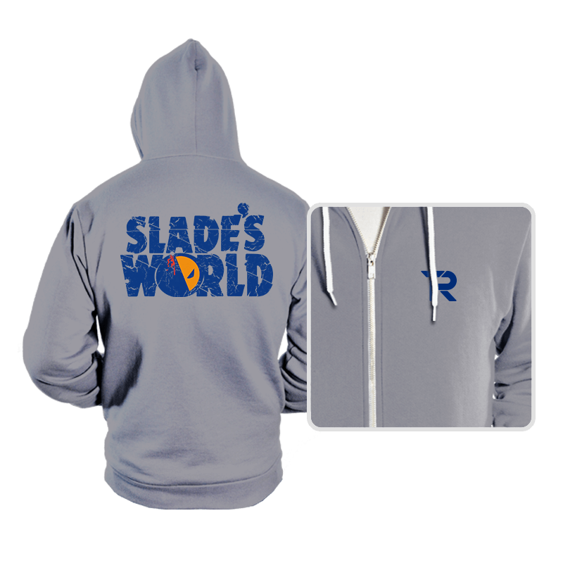 SLADE'S WORLD - Hoodies - Hoodies - RIPT Apparel