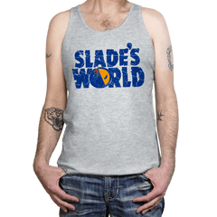 SLADE'S WORLD - Tanktop - Tanktop - RIPT Apparel
