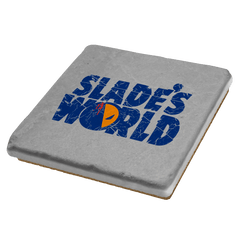 SLADE'S WORLD - Coasters - Coasters - RIPT Apparel