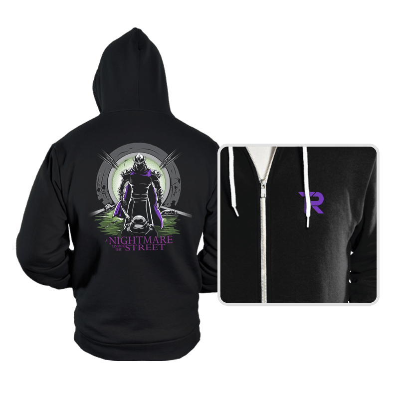 A Nightmare Under the Street - Hoodies - Hoodies - RIPT Apparel