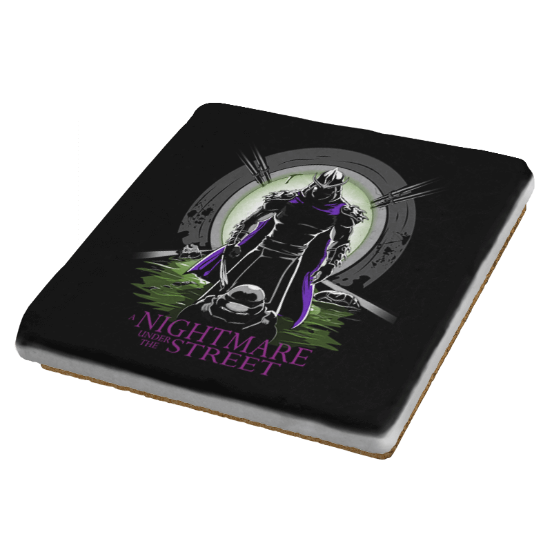 A Nightmare Under the Street - Coasters - Coasters - RIPT Apparel