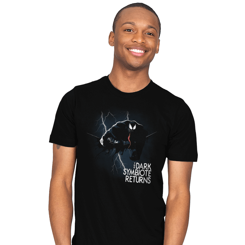 The Dark Symbiote Returns - Mens - T-Shirts - RIPT Apparel
