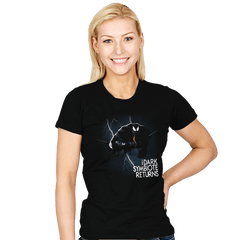 The Dark Symbiote Returns - Womens - T-Shirts - RIPT Apparel
