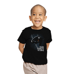 The Dark Symbiote Returns - Youth - T-Shirts - RIPT Apparel