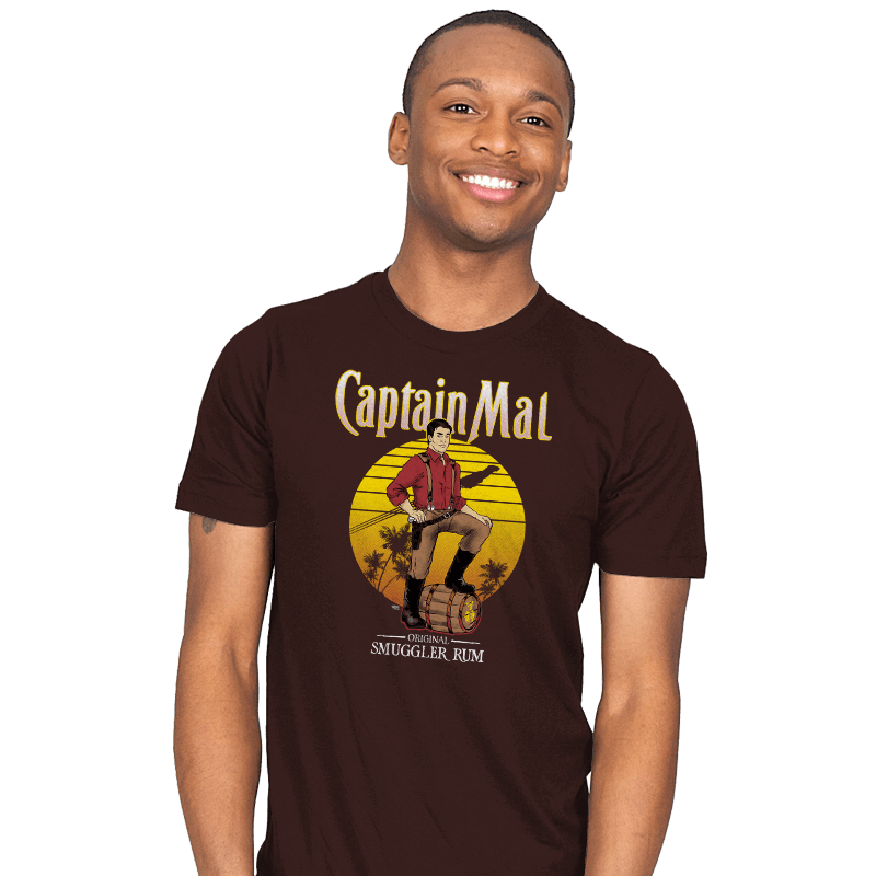 Smuggler Rum Reprint - Mens - T-Shirts - RIPT Apparel