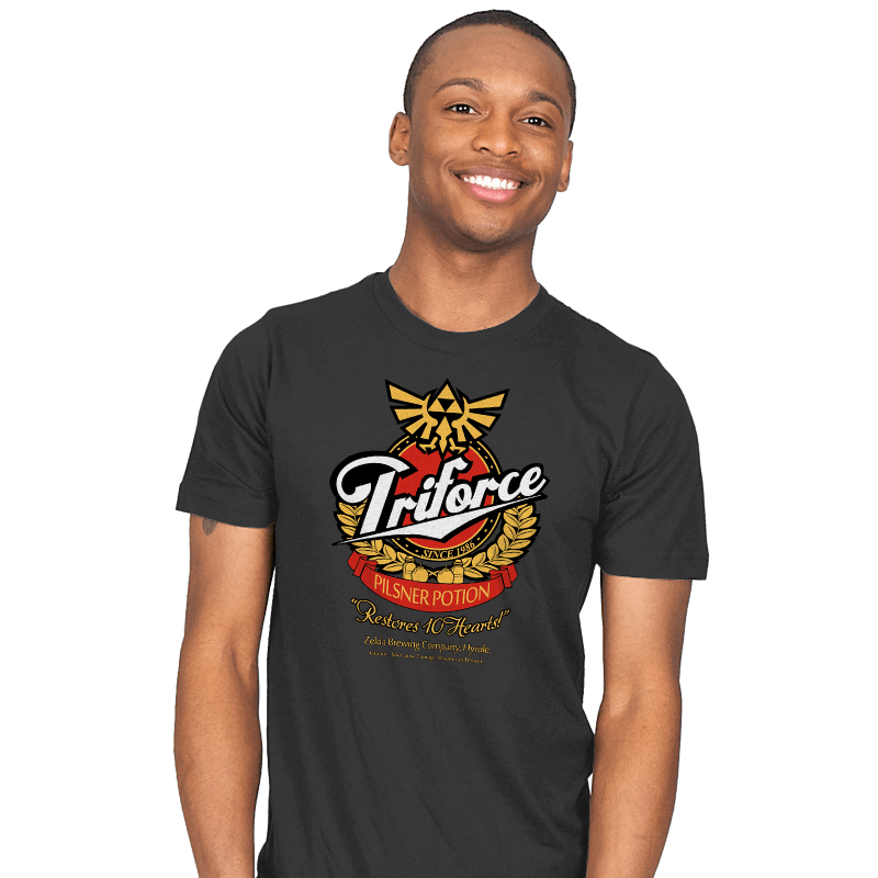 Special Potion Reprint - Mens - T-Shirts - RIPT Apparel