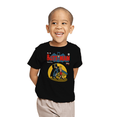 Butt-Man Exclusive - Youth - T-Shirts - RIPT Apparel