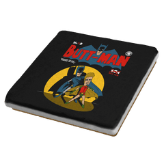 Butt-Man Exclusive - Coasters - Coasters - RIPT Apparel