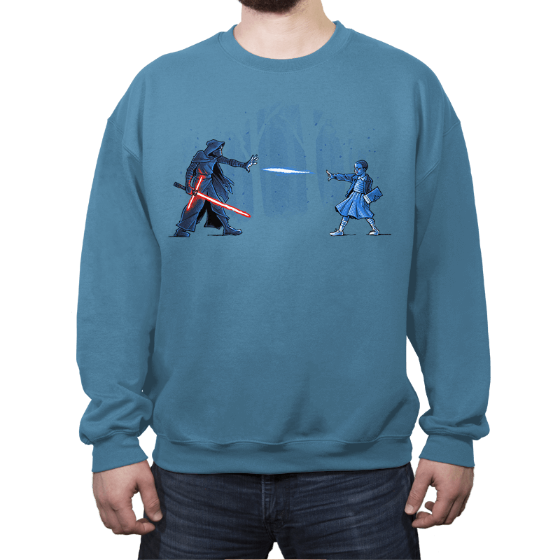 Strange Awakening - Crew Neck Sweatshirt - Crew Neck Sweatshirt - RIPT Apparel