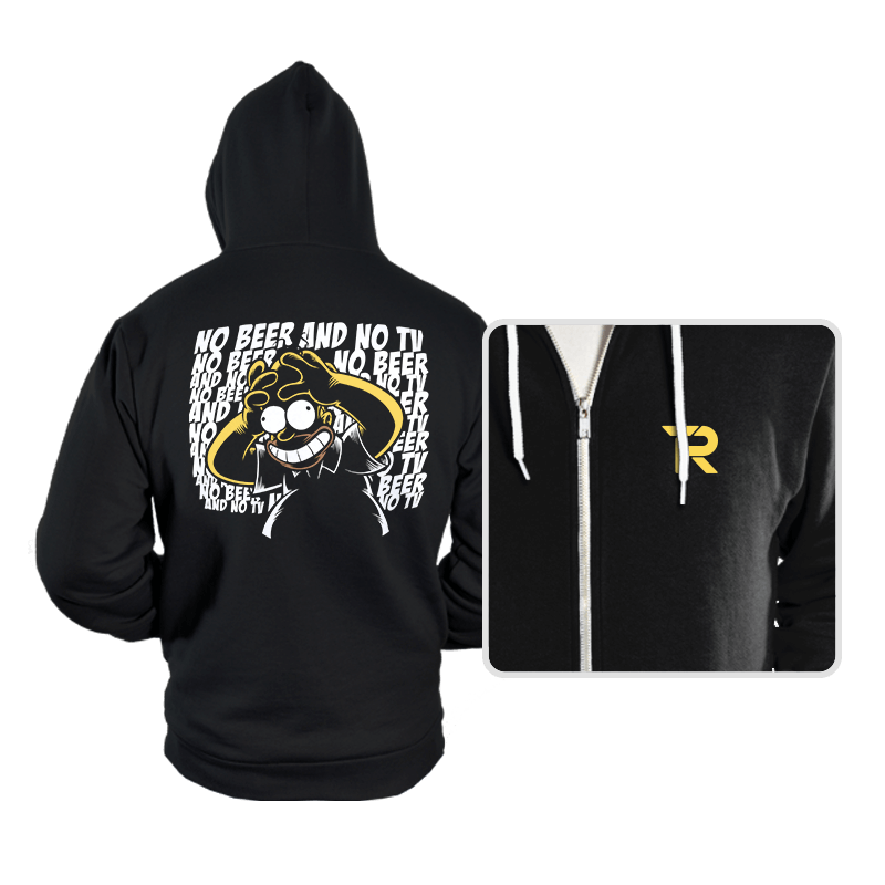 The Killing D'oh! - Hoodies - Hoodies - RIPT Apparel
