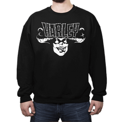 Harley - Crew Neck Sweatshirt - Crew Neck Sweatshirt - RIPT Apparel