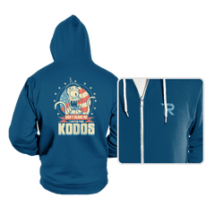 I Voted for Kodos - Hoodies - Hoodies - RIPT Apparel
