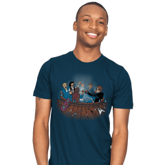 Hot Tub Time Travelers - Mens - T-Shirts - RIPT Apparel