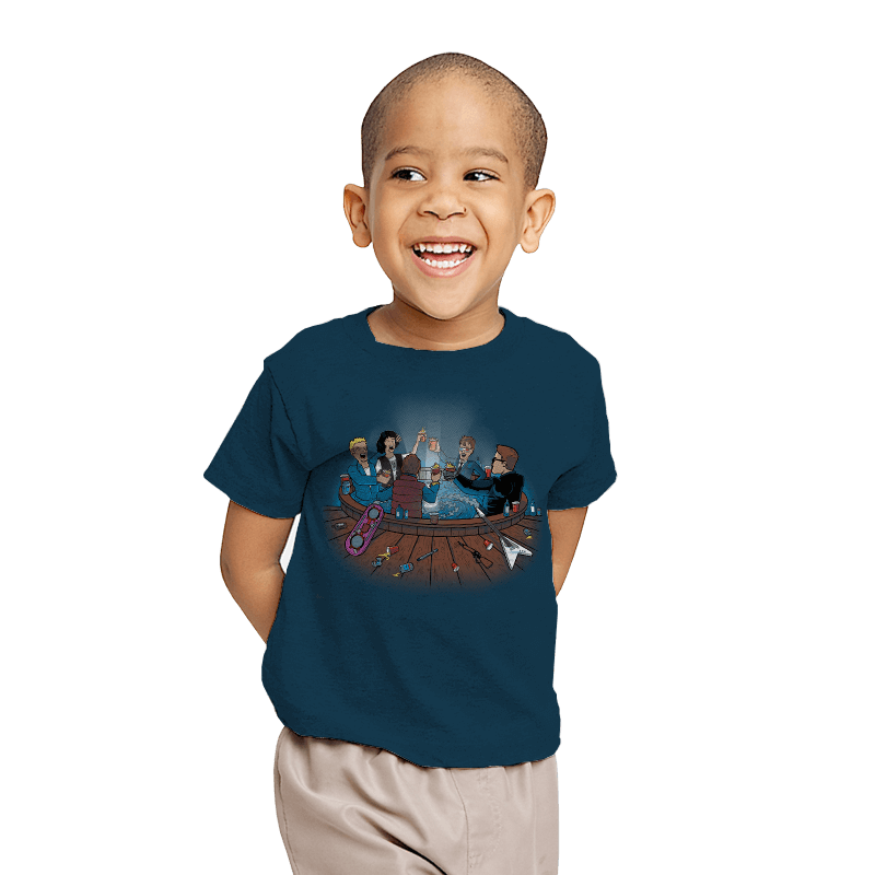 Hot Tub Time Travelers - Youth - T-Shirts - RIPT Apparel