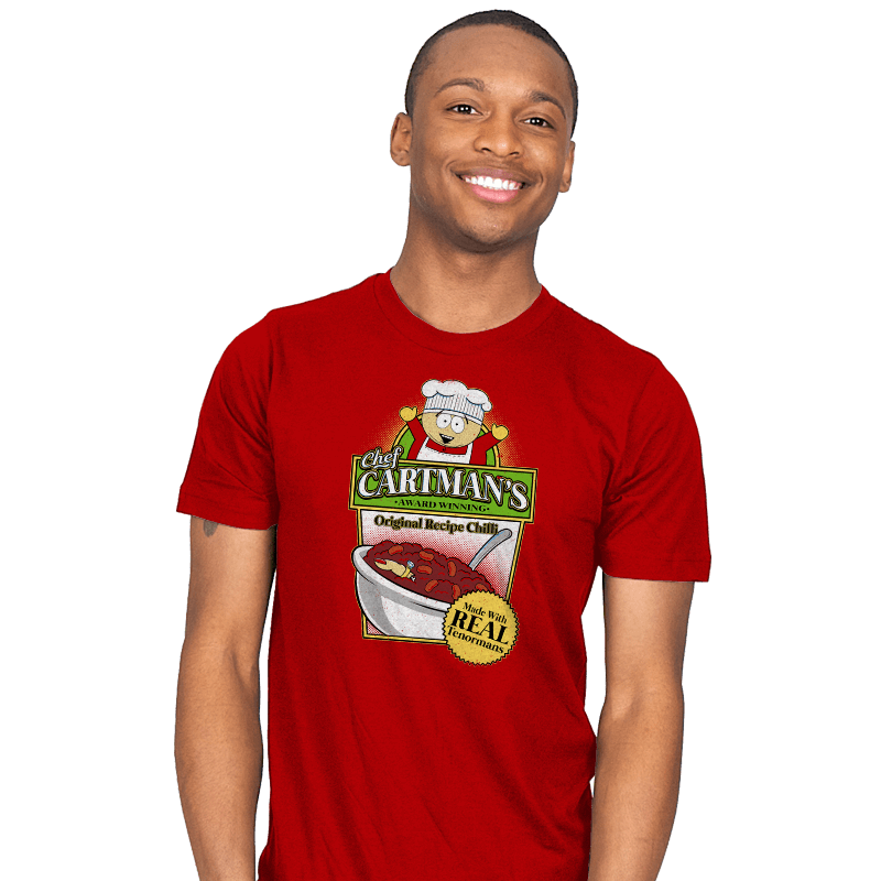 Tenorman Chilli - Mens - T-Shirts - RIPT Apparel