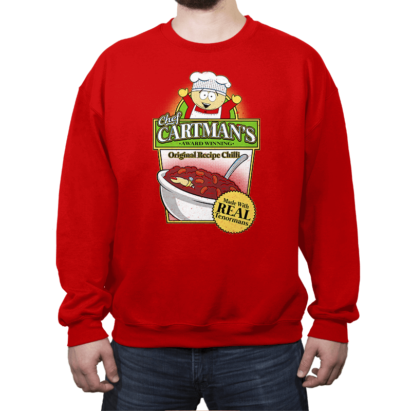Tenorman Chilli - Crew Neck Sweatshirt - Crew Neck Sweatshirt - RIPT Apparel