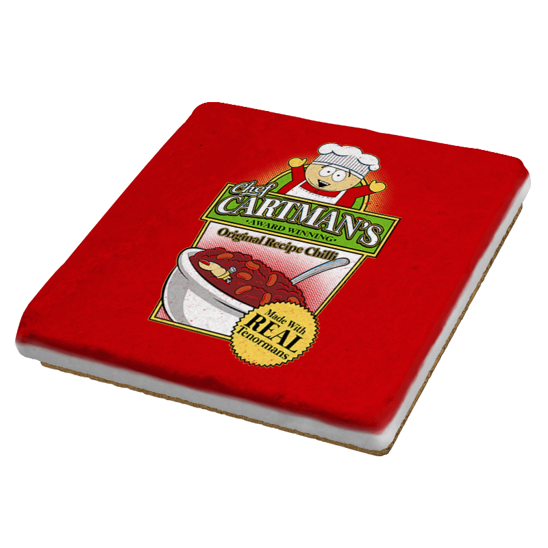 Tenorman Chilli - Coasters - Coasters - RIPT Apparel