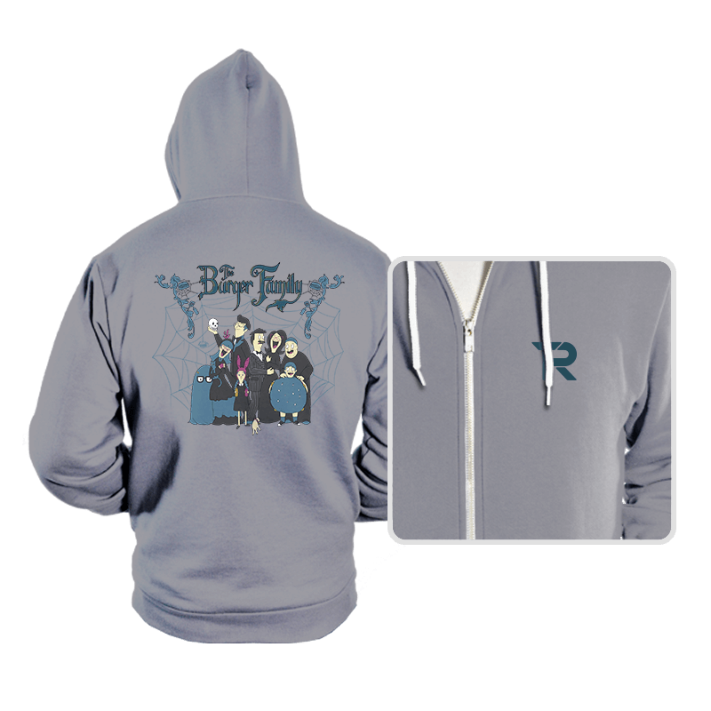 The Burger Family - Hoodies - Hoodies - RIPT Apparel