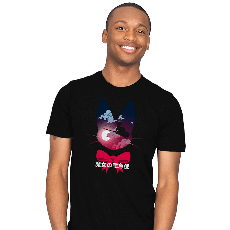 Flying witch - Mens - T-Shirts - RIPT Apparel