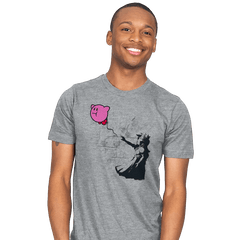 Kirbanksy - Mens - T-Shirts - RIPT Apparel