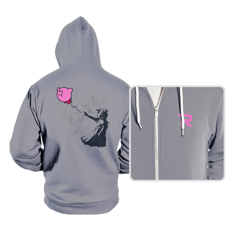 Kirbanksy - Hoodies - Hoodies - RIPT Apparel
