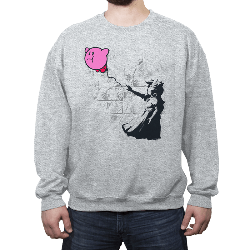Kirbanksy - Crew Neck Sweatshirt - Crew Neck Sweatshirt - RIPT Apparel