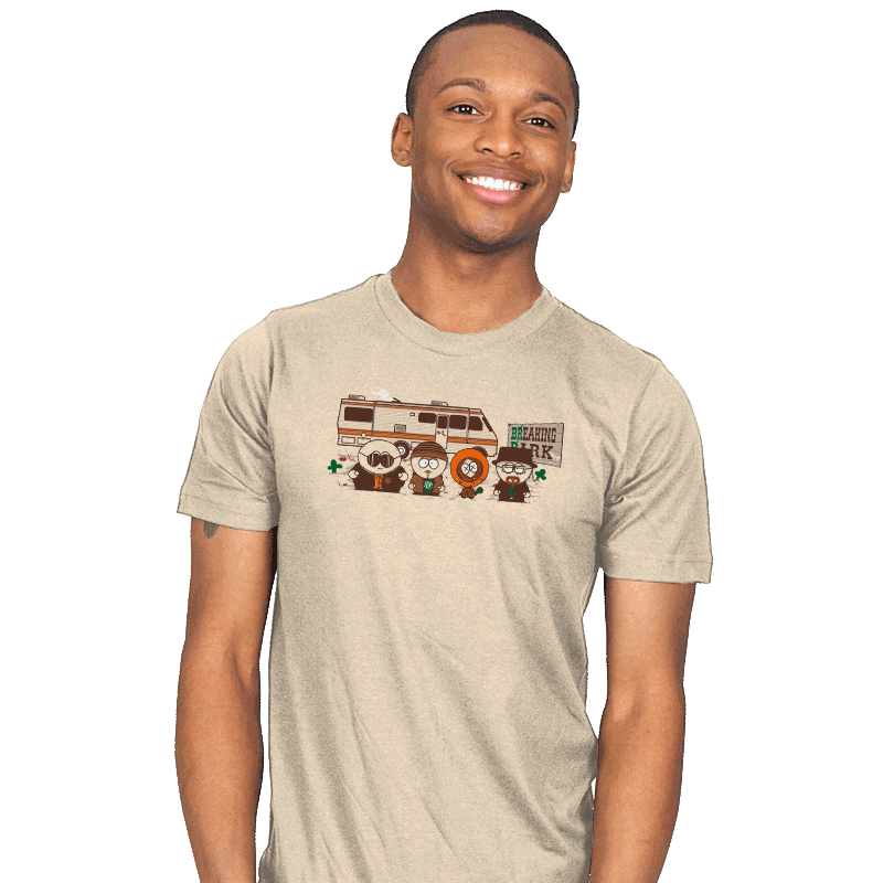 Breaking Park Reprint - Mens - T-Shirts - RIPT Apparel