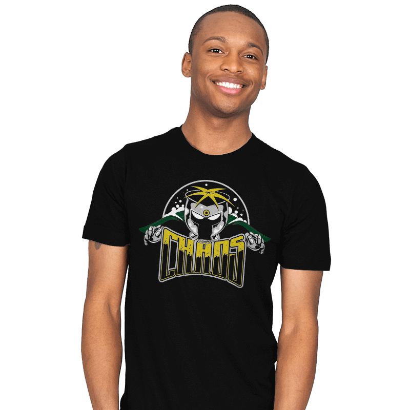 Chaos Reprint - Mens - T-Shirts - RIPT Apparel