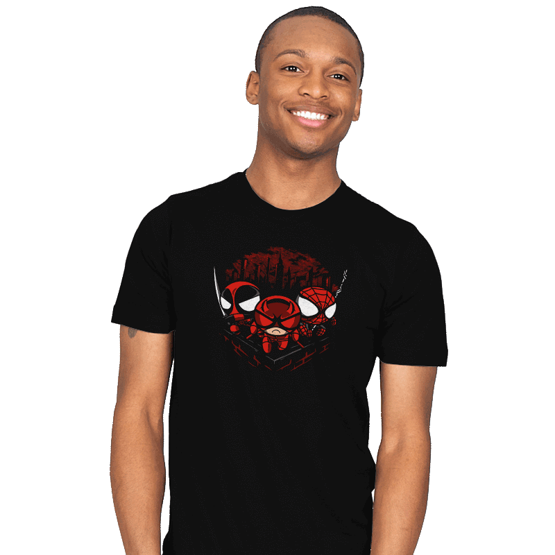 Team Redpuff Boys Reprint - Mens - T-Shirts - RIPT Apparel