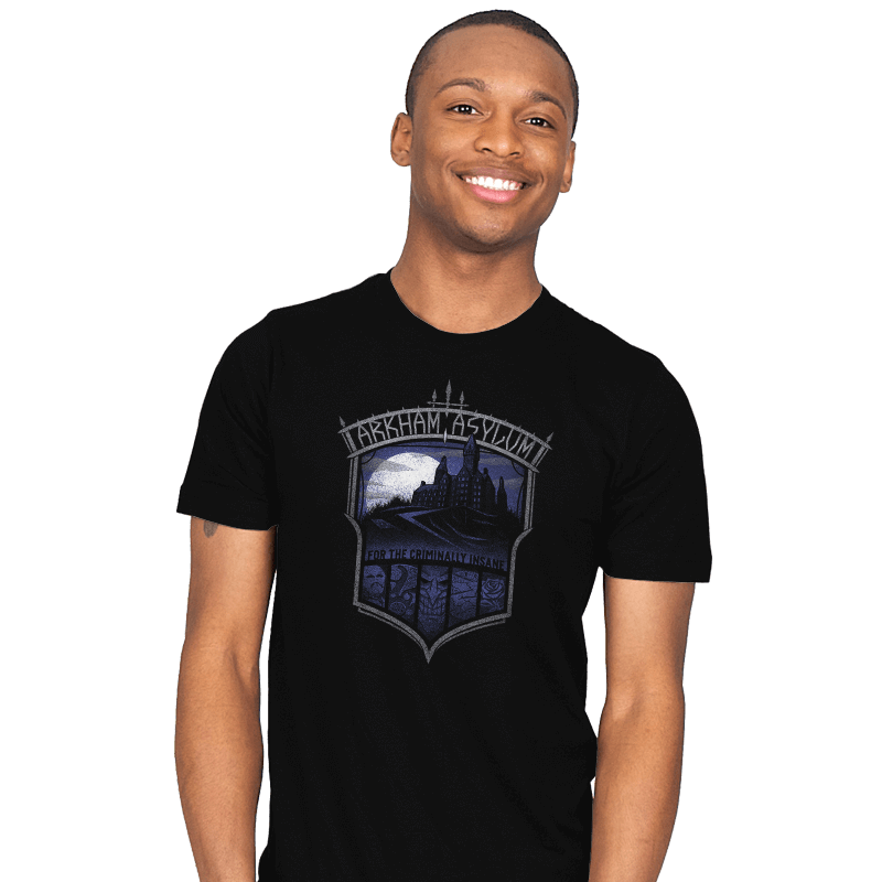 Criminally Insane Asylum - Crestfest - Mens - T-Shirts - RIPT Apparel