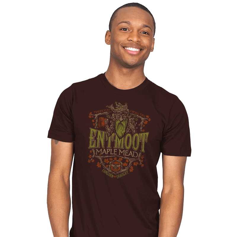 Entmoot Maple Stout - Crestfest - Mens - T-Shirts - RIPT Apparel