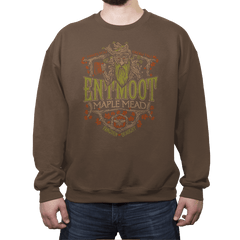 Entmoot Maple Stout - Crestfest - Crew Neck - Crew Neck Sweatshirt - RIPT Apparel