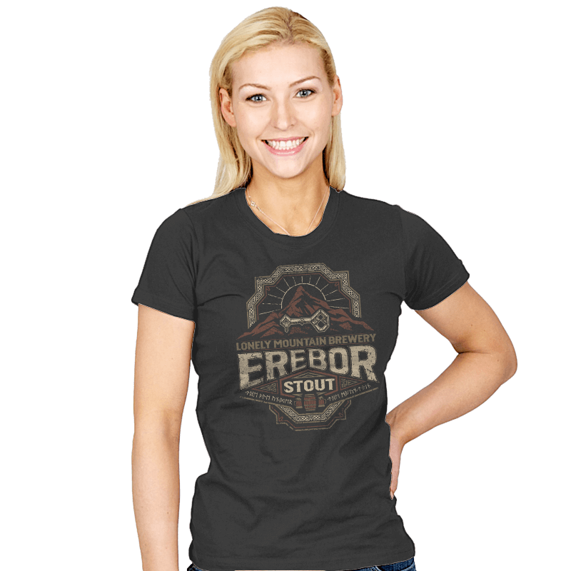Erebor Stout - Crestfest - Womens - T-Shirts - RIPT Apparel