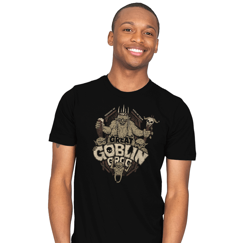 Great Goblin Grog - Crestfest - Mens - T-Shirts - RIPT Apparel