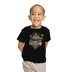 Great Goblin Grog - Crestfest - Youth - T-Shirts - RIPT Apparel