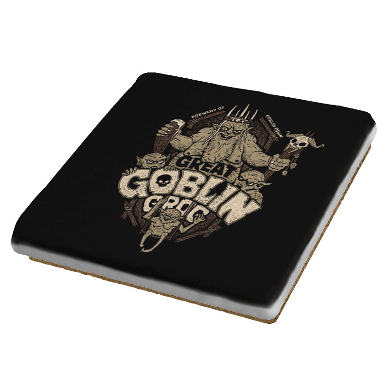 Great Goblin Grog - Crestfest - Coasters - Coasters - RIPT Apparel