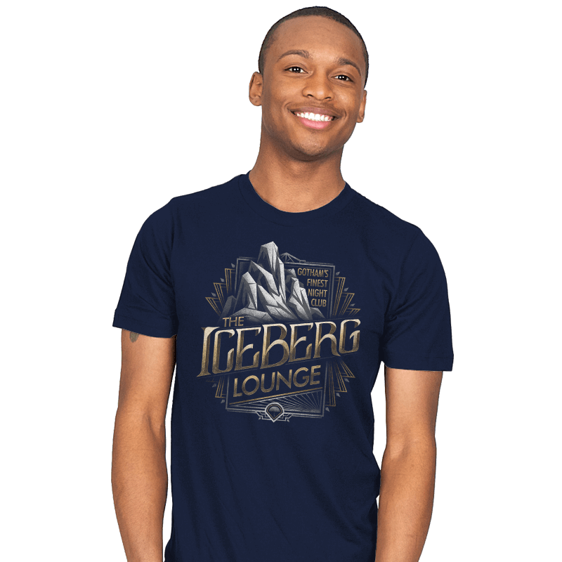 Iceberg Lounge - Crestfest - Mens - T-Shirts - RIPT Apparel