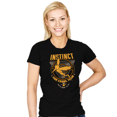 Instinct Bar Crawl - Crestfest - Womens - T-Shirts - RIPT Apparel