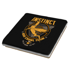 Instinct Bar Crawl - Crestfest - Coasters - Coasters - RIPT Apparel
