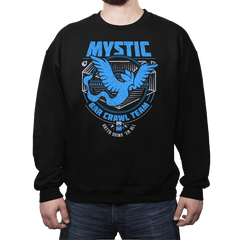 Mystic Bar Crawl - restfest - Crew Neck - Crew Neck Sweatshirt - RIPT Apparel