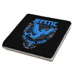 Mystic Bar Crawl - restfest - Coasters - Coasters - RIPT Apparel