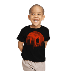 Ninja Moon - Crestfest - Youth - T-Shirts - RIPT Apparel