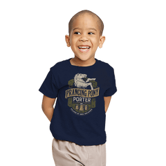 Prancing Pony Porter -Crestfest - Youth - T-Shirts - RIPT Apparel