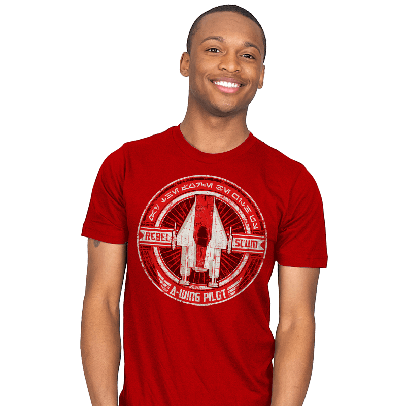 Rebel Scum A - Crestfest - Mens - T-Shirts - RIPT Apparel