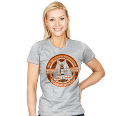 Rebel Scum Speeder - Crestfest - Womens - T-Shirts - RIPT Apparel