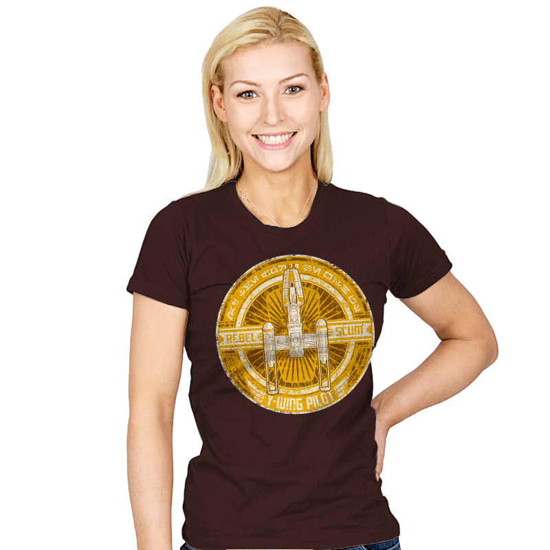 Rebel Scum Y - Crestfest - Womens - T-Shirts - RIPT Apparel